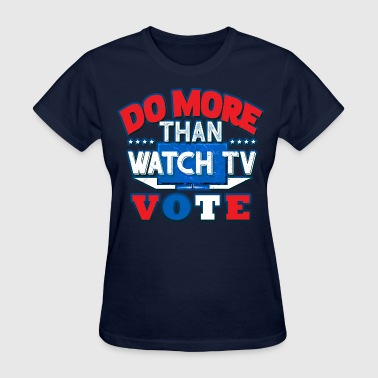 TV Vote - Women's T-Shirt