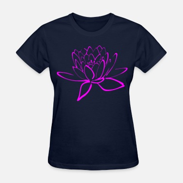 Lotus flower lotus - Women's T-Shirt