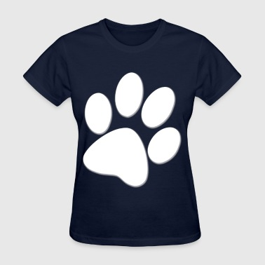 paw - Women's T-Shirt