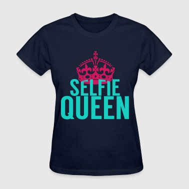Selfie Queen - Women's T-Shirt