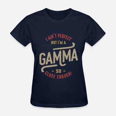 Gamma Perfect Gamma - Women's T-Shirt