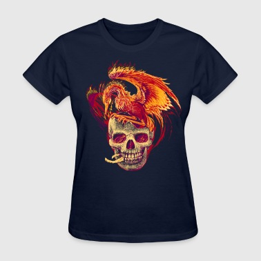 Dark Phoenix Hatching Phoenix - Women's T-Shirt