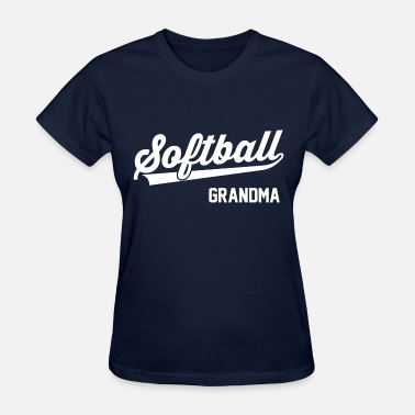 Softball Grandma Softball Grandma - Women's T-Shirt