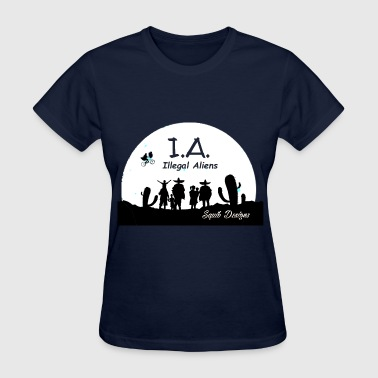 SD-IA2w - Women's T-Shirt
