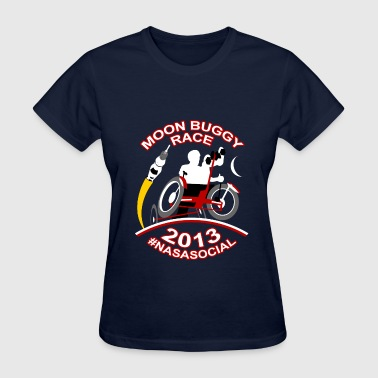 2013 Moon Buggy Race (Simple) - Women's T-Shirt