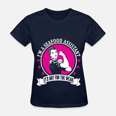 Seafood Restaurant Seafood Assistant - Women's T-Shirt