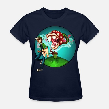 Luigi game - Women's T-Shirt