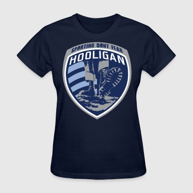 Sporting Dont Fear - Women's T-Shirt