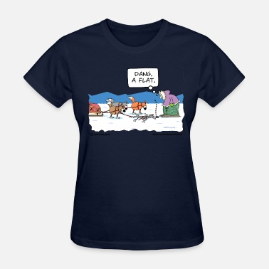 Comics Flat - Women's T-Shirt