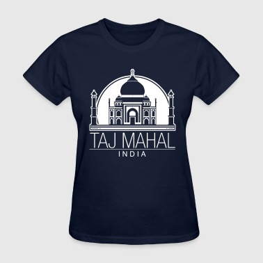 Taj Mahal - Women's T-Shirt