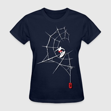 Surf the Web - Women's T-Shirt