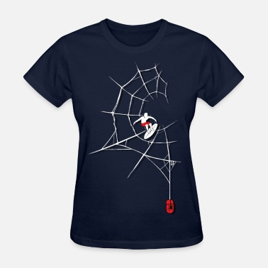 Web Surfing Surf the Web - Women's T-Shirt