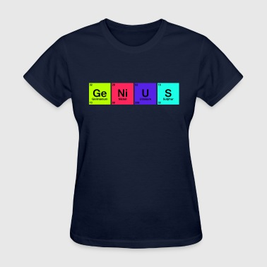genius - Women's T-Shirt
