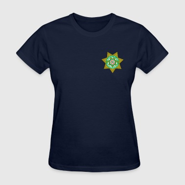 Marshall Law Murphy's Law Enforcement - Women's T-Shirt