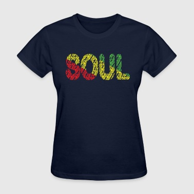 Red Gold Green Soul Red Gold Green - Women's T-Shirt