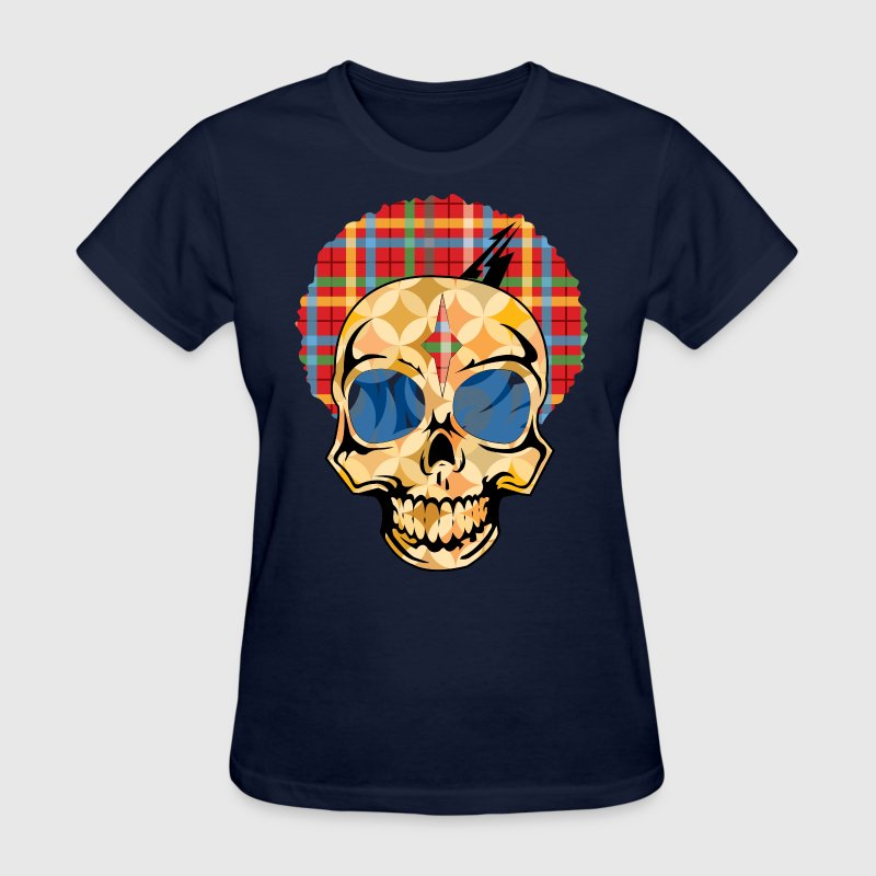 WIZ KHALIFA SKULLY - Women's T-Shirt
