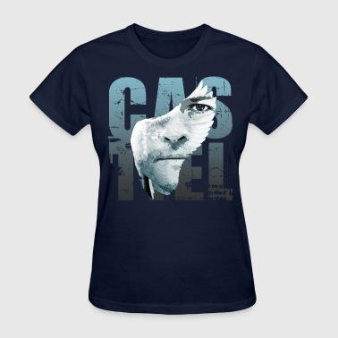 SPN Castiel Art - Women's T-Shirt