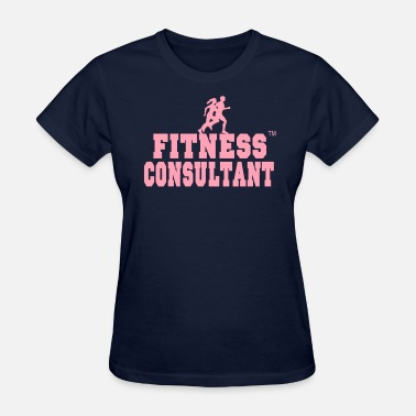 Some Girls Chase Boys I Pass Em FITNESS CONSULTANT - Women's T-Shirt
