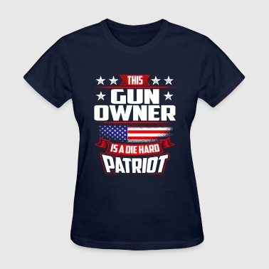 4th Of July Dad Die Hard  Patriot Shirt Gift - Women's T-Shirt