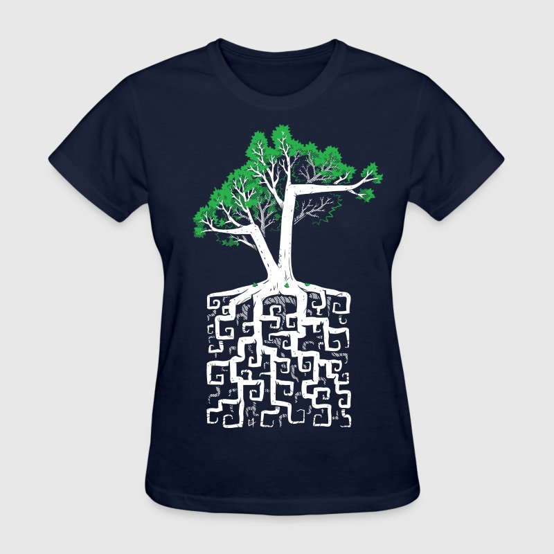 Square Root - Women's T-Shirt