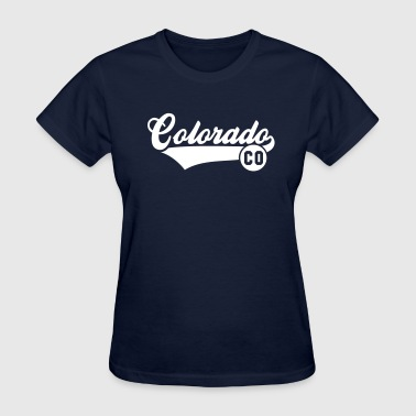 Mount Elbert Colorado CO - Women's T-Shirt