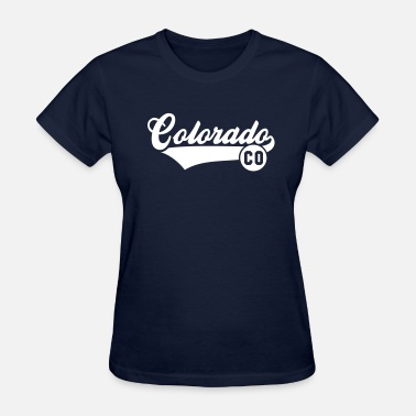 Colorado Mount Colorado CO - Women's T-Shirt