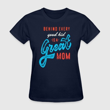 Great Mom - Women's T-Shirt