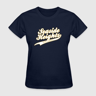 New Heights Seaside Heights New Jersey - Women's T-Shirt