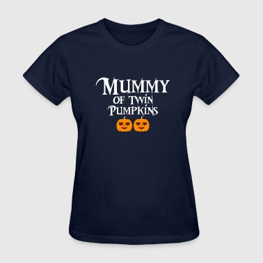 Tops Twins Mummy Of Twins - Women's T-Shirt