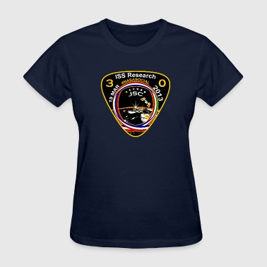 ISS NASA Social - JSC - Women's T-Shirt