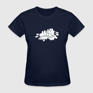 Rafting - Women's T-Shirt
