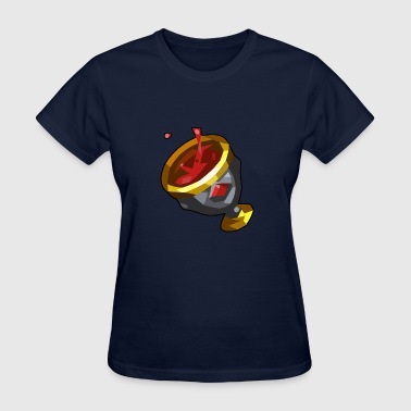 Athene's Unholy Grail - Women's T-Shirt