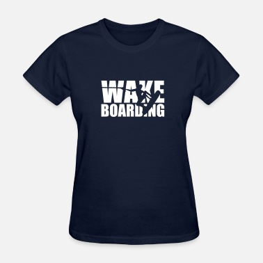Wakeboarder Wakeboarding - Women's T-Shirt