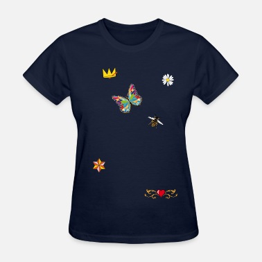 Patches Butterfly patch - Women's T-Shirt