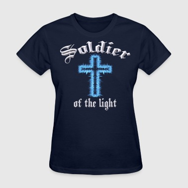 Soldier of the light(dark shirts) - Women's T-Shirt
