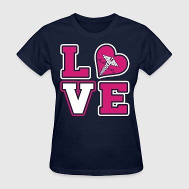 Love Nurse - Women's T-Shirt