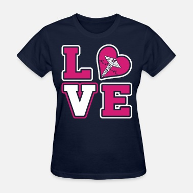 Love Nurses Love Nurse - Women's T-Shirt