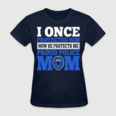 I Once Protected Him Now  - Women's T-Shirt
