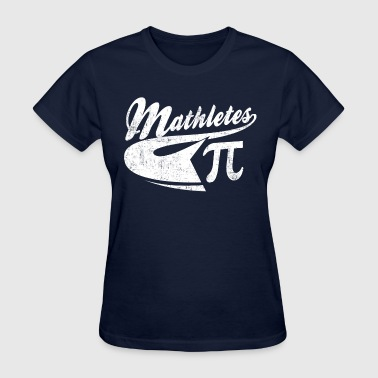Mathletes - Women's T-Shirt