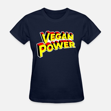 Vegan Power Vegan Power - Women's T-Shirt