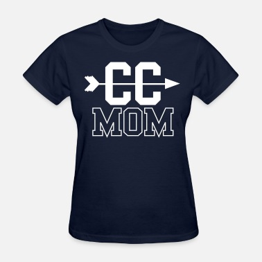 Cross Country Running Cross Country Mom - Women's T-Shirt