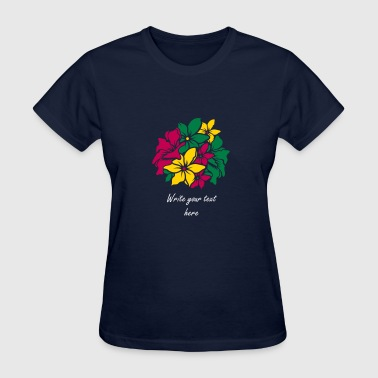 Bouquet of flowers - Women's T-Shirt