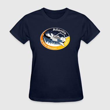 Atlantis' New Mission - Women's T-Shirt