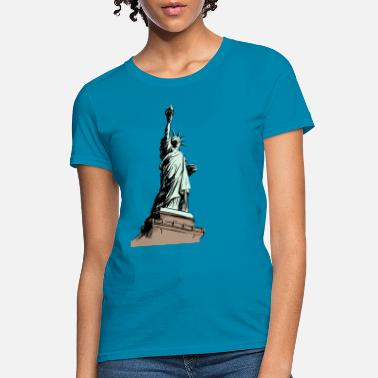 Statue Statue of Liberty - Women's T-Shirt