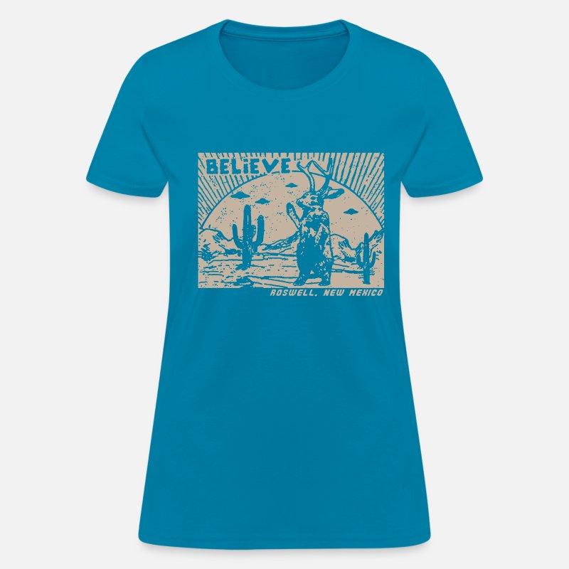 b59f126f Roswell Jackalope T Shirt New Mexico Shirt UFO T S Women's T-Shirt |  Spreadshirt