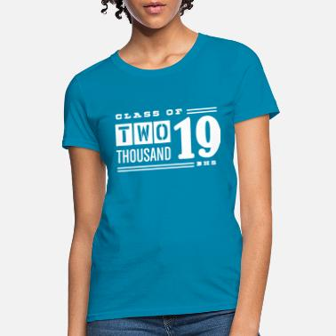 Two Thousand And Twelve Two19 - Women's T-Shirt