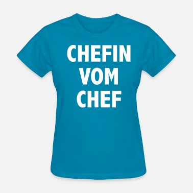 Firma chefin vom chef white - Women's T-Shirt