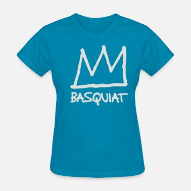 Jean Michel Basquiat Jean Michel Basquiat - Women's T-Shirt