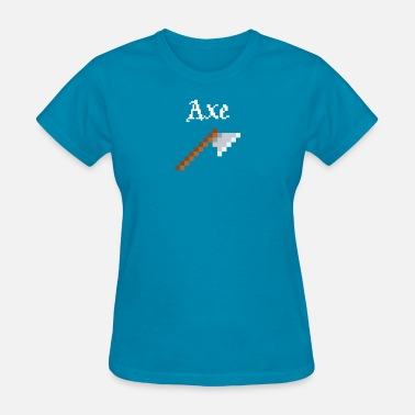 Axs Art Axe - Women's T-Shirt