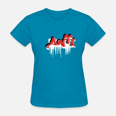 Anty Anti - Women's T-Shirt